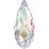 50x21.5mm Aurora Borealis Crystal